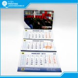 Hot Sale Printing 3 mois Calendrier mural 2016