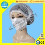 Earloop non tessuto a gettare maschera di protezione medica delle 3 pieghe