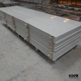 Surface solide en pierre artificielle blanche de matériau de construction de Kkr