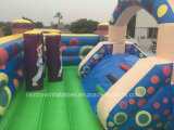 Kidsのための新しいDesign Inflatable Obstacle Courses Bouncy Playground