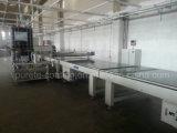 中国Ppainting機械紫外線コーター紫外線カーテンのコーター機械との光沢度の高いMDFの効果