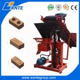 Blockierenblock Wt1-25, der Maschinen mit Schmutz-Zerkleinerungsmaschine, Eco Maquinas Tijolos Ziegelstein-Maschine herstellt