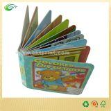 Impression faite sur commande de livre d'enfants de qualité, livre de panneau d'enfants (CKT-BK 536)