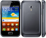 As initial de Samsong Galexy plus le téléphone mobile S7500