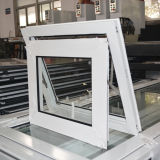Guichet en aluminium enduit Kz298 de tente de profil de poudre de qualité