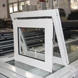 Ventana de aluminio revestida Kz347 del toldo del perfil del polvo de la alta calidad