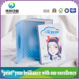 Colore Printing Paper Box con Book