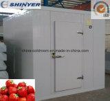 Комната холодильных установок для Strawberry