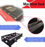 máquina de estaca inoxidável do laser da fibra da placa de aço de 500W Wuhan