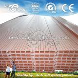 Proyecto compuesto de plástico para entablillado de madera (NWPC-1122)
