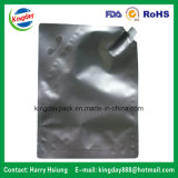 Sac de papier d'aluminium pour le détergent de blanchisserie matériel chimique d'emballage