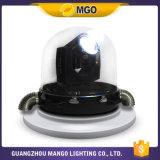 Le plastique IP54 d'éclairage d'étape imperméabilisent le dôme léger principal mobile