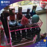 도매 최신 판매 새로운 디자인 자전 메이크업 립스틱 조직자