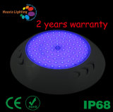 304 스테인리스 표면에 의하여 거치되는 LED 수중 수영풀 빛