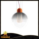 Dekorative moderne Glasart, die hängende Lampe (KA0202-B, hängt)