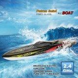 무브러시 전기 물 냉각 쾌속정 섬유유리 RC 배를 경주하는 1341126A-2.4G