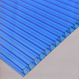 Bayer Material Hollow Polycarbonate Sheet с UV