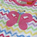 Breathable Colourful Pure Cotton Romper, Bodysuit per Babies