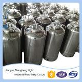 Bouteille d'acier inoxydable pour chimique et pharmaceutique