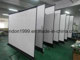 Beweglicher Projektor-Bildschirm-Stativ-Standplatz für Verkaufs-preiswerten Preis