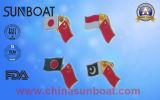 Emblema della bandiera nazionale/automobile del distintivo di Pin dello smalto