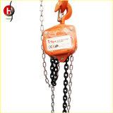 Bloco Chain manual ligado do Vt da engrenagem de aço