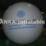 Prezzo poco costoso dell'elio del PVC dell'aerostato rotondo gonfiabile della sfera