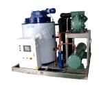 machine de glace de l'éclaille 5ton/Day pour l'usine de fruits de mer