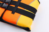 Neopren/Nylon Swimming Life Jacket, Vest, Life Jacket für Water Sport, Safety Vest, Swimwear, Water Sports (WM-0207)