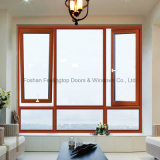 Feelingtop Thermal Break Vidro de alumínio Tilt -Turn Casement Window