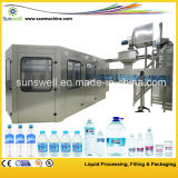 Volles-Auto Mineral Water Filling Machine in Pet Bottle Packing