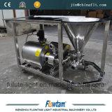 Pó do aço inoxidável e homogenizador químicos automáticos do líquido