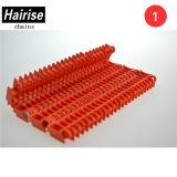 Correia transportadora plástica modular levantada do reforço (Har100)