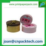 Kundenspezifischer kosmetisches Wimper-Lockenwickler-rundes Gefäß-Papierkasten
