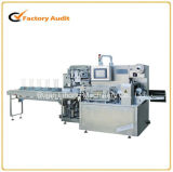 Automatic Four Side Sealing Horizontal Packing Machine for Pain Relief Patches