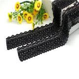 Ajustes de nylon del cordón del ganchillo del estiramiento para la ropa interior y la ropa interior