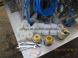 Remplissage de tube et machine en plastique de cachetage avec le chauffage intérieur pour la crème, pâte, emballage de pâte dentifrice