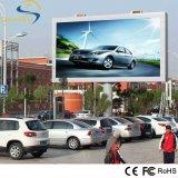 P10 SMD 옥외 스크린 광고 단말 표시