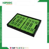 プラスチック転換の大箱のプラスチックFoldable野菜木枠
