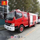 Camions de pompiers de l'eau/mousse de Sinotruck HOWO 4X2