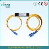 divisore del PLC del divisore 1X2CH/accoppiatore FTTH