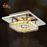 Lámpara cristalina elegante de los nuevos productos innovadores con 6 luces