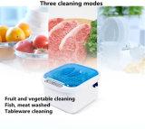 Machine neuve tendue de nettoyage ultrasonique de l'ozone pour des légumes de poissons et de viande