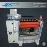 Espuma del caucho de silicón de Jps-650fq que raja la máquina el rebobinar