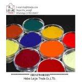 Óxido de hierro férrico compuesto de la resistencia de abrasión de la capa de pintura
