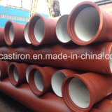 Fabricantes Ductile da tubulação do ferro de China Dn80-1200mm