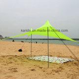 Новый шатер Lycra UV50+ навеса пляжа
