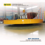 Carretón libre de la transferencia de la rotación de 360 grados en suelo del cemento