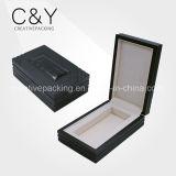 Empacotamento de madeira por atacado luxuoso para a caixa do frasco de perfume
