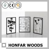 Blocco per grafici di legno naturale dell'esemplare acrilico caldo di vendita per la decorazione
